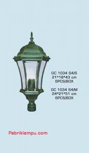 Lampu Hias Taman Model Lantai GC 1034 S4/S
