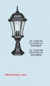 Lampu Hias Taman Murah Model Lantai GC 1034 S/S