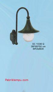 Lampu Dinding Hias Model Tempel GC 1038 Q