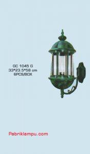 Jual lampu dinding model tempel GC 1045 G