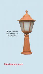 Lampu Hias Taman Model Lantai GC 1047 S9/L