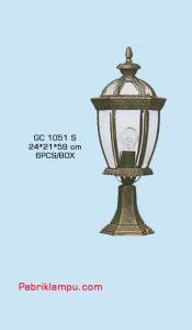 Jual lampu taman model eropa GC 1051 S