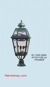 Jual lampu Hias taman model lantai GC 1054 S8/XL