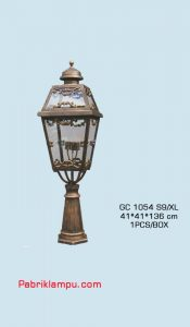 Jual lampu hias taman model lantai GC 1054 S9/XL
