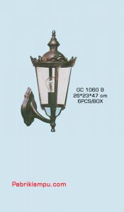 Jual lampu hias dinding model tempel GC 1060 B