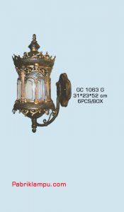 Jual lampu hias dinding harga termurah GC 1063 G