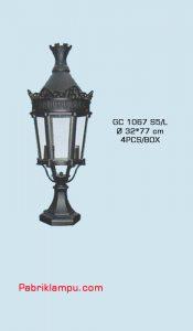 Jual lampu taman hias model lantai GC 1067 S5/L