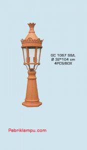 Jual lampu hias taman model lantaiGC 1067 S9/L