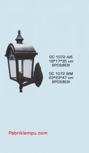 Jual lampu dinding model tempel harga murah GC 1072 A/S