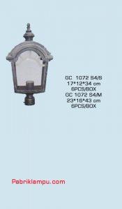 Jual lampu hias taman model lantai GC 1072 S4/S