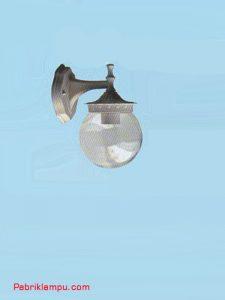 Lampu Hias Dinding Model BulatGC 208 A15Cm CL Down