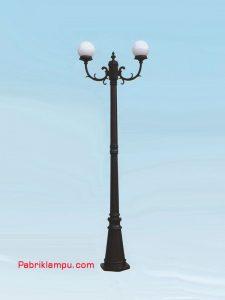 Lampu Hias Taman Model Tangan GC 248 B2/2 15cm OP