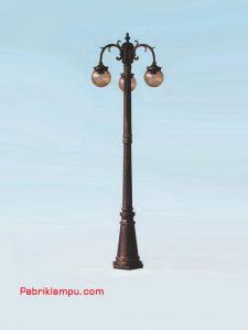 LAmpu Hias Taman Model Tangan GC 248 B2per3 15cm T