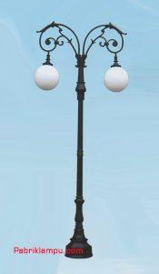 LAmpu Hias Taman Model Tangan GC 248 E55/2 40cm OP