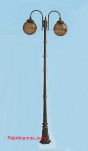 Lampu HIas Taman MOdel Tangan GC 248 G11/2 30 cm TS