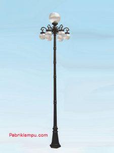 Lampu Hias Taman Model Tangan GC 248 G1/6 15cm + 1-25cm CLS Down