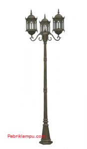 Lampu Hias MOdel Kerajaan GC 4000 A1per2MS