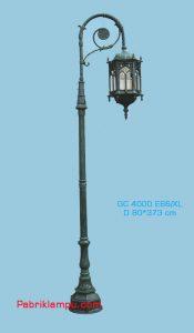 Jual lampu taman hias model 1 tangkai GC 4000 E66/XL