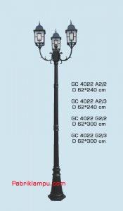Harga Lampu Hias taman model tangan GC 4022 A2/2