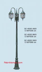 Jual lampu hias taman model tangan GC 4022 A6/3