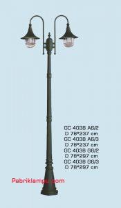 Lampu Hias Taman model tangan GC 4038 A6/2