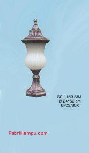 Harga Lampu Taman Minimalis GC 1153 S5/L