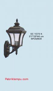 Jual lampu dinding hias model tempel murah GC 1073 K