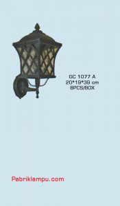 Jual lampu dinding tempel murah di surabaya GC 1077 A