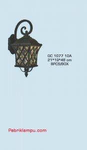 Jual lampu hias dinding model tempel GC 1077 10A
