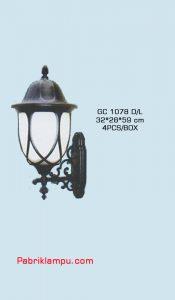 Jual lampu hias dinding model tempel GC 1078 D/L