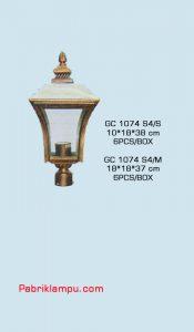 Jual lampu hias taman model eropa GC 1074 S4/S