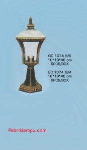 Jual lampu hias untuk taman GC 1074 S/S