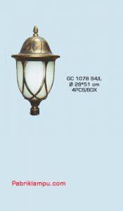 Jual lampu taman murah di surabaya GC 1078 S4/L