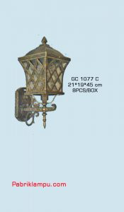 Lampu hias dinding harga terjangkau GC 1077 C